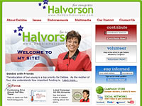 Debbie Halvorson for Congress (IL-11)