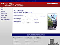 UIC Office of Admissions & Records