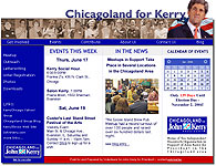 Illinois for Kerry Site