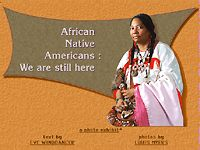 African-Native Americans